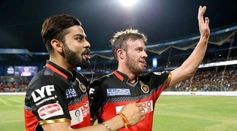 IPL 2016, IPL, Royal Challengers Bangalore, RCB, Virat Kohli, Kohli, AB de Villiers, ABD, De villiers, Kohli RCB, ABD RCB, Gujarat Lions, Kolkata Knight Riders, KKR, IPL 2016, IPL news, IPL