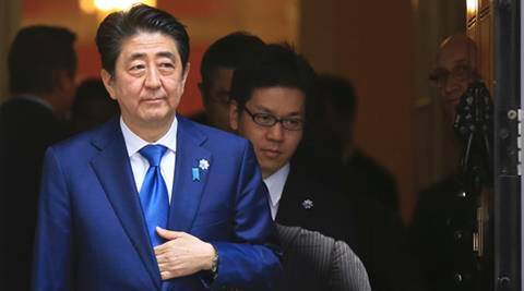 shinzo abe, vladimir putin, japan, russia, abe putin, abe putin meet, abe in russia, japan pm in russia, japan russia, russia japan, russia japan abe, russia news, japan news, world news