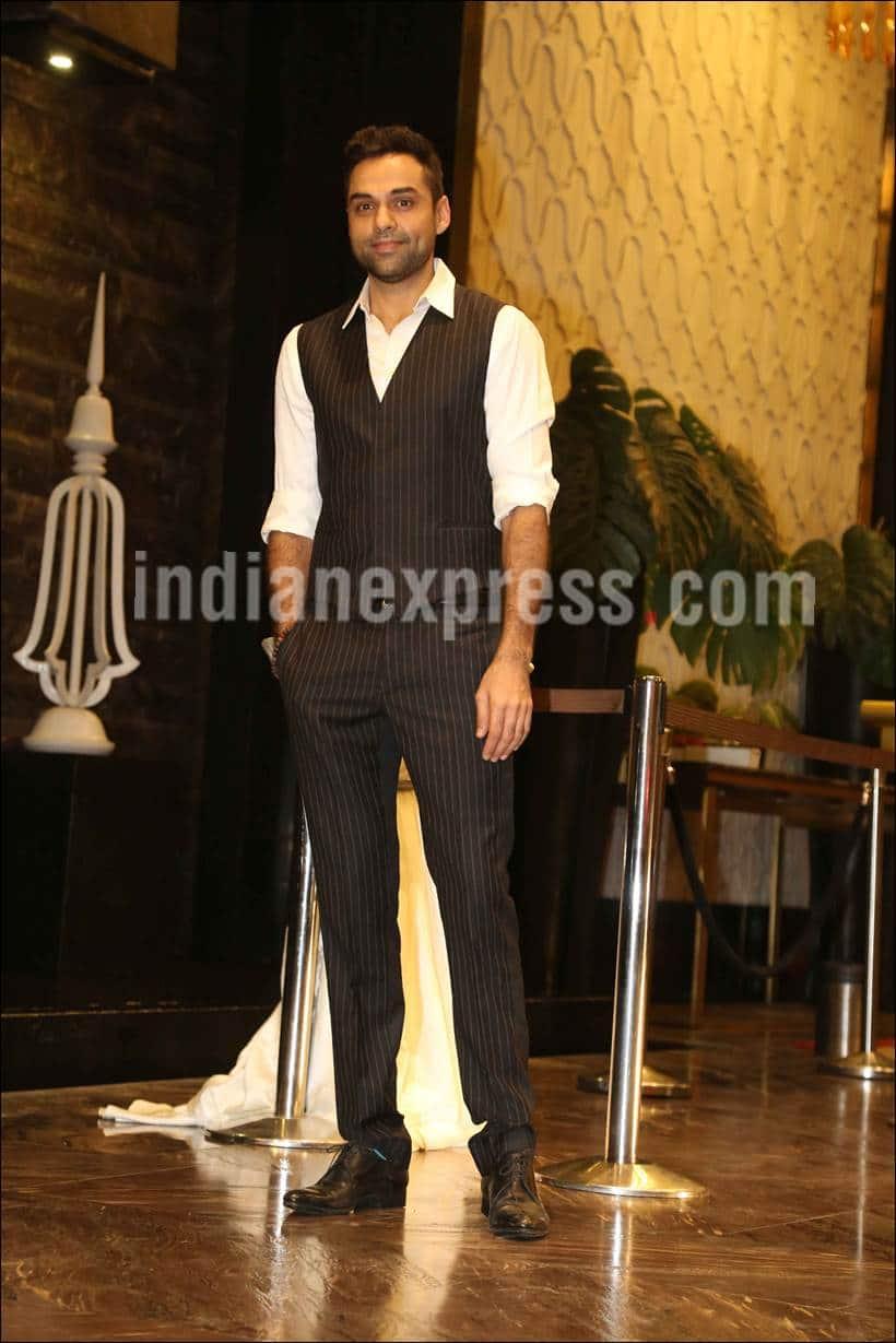 Preity Zinta, Preity Zinta reception, Preity Zinta wedding reception, Gene Goodenough, Abhay Deol