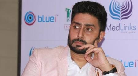 Abhishek bachchan, Amitabh bachchan, Aishwarya rai bachchan, The pink panther, The great gatsby, Abhishek bachchan Hollywood, Entertainment news