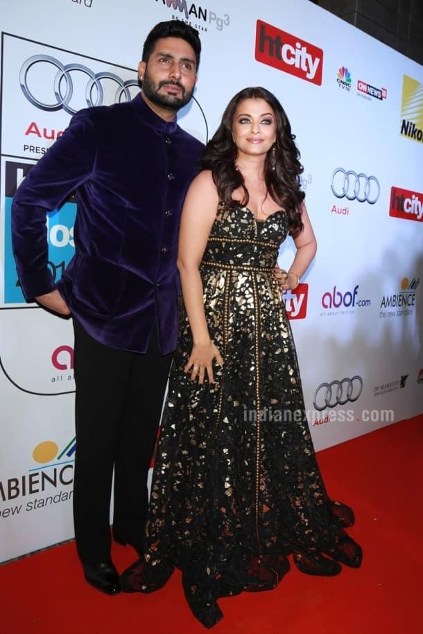 Happy birthday Abhishek Bachchan: Jr Bachchan's childhood secrets and moments with Aishwarya-Aaradhya in pics