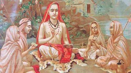Is Adi Sankaracharya India's 'national philosopher'?