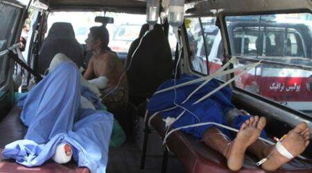Afghanistan, Afghanistan buses collide with tanker, accident in Ghazni, accident in Ghazni people killed, Afghanistan highway accident, world news
