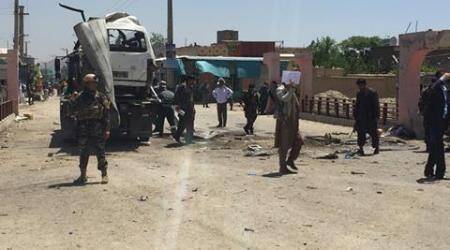 Suicide bombing kills 10 people in Kabul, says Afghanofficial