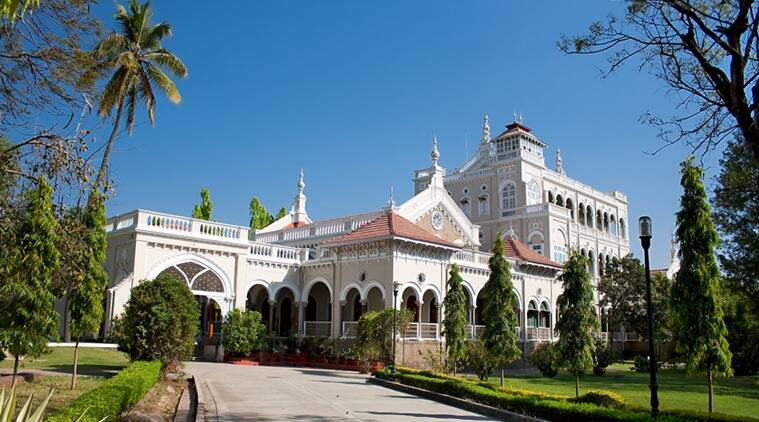 The last stop: The Aga Khan Palace in Pune. (Photo: Thinkstock)