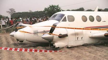 Delhi air ambulance accident: Stroke patient on board, others unhurt in emergency landing