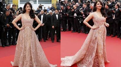 PHOTOS: Aishwarya Rai Bachchan outshines everyone on red carpet at Cannes 2016; see pics | The Indian Express