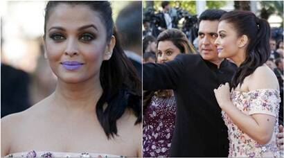 PHOTOS: Sarbjit actress Aishwarya Rai Bachchan not bothered by the fashion police | The Indian Express