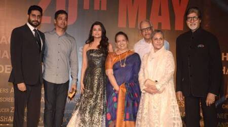 Bachchan family, other Bollywood celebs at Sarbjit premiere
