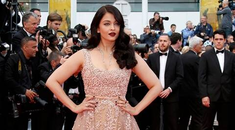 Aishwarya Rai Bachchan turns heads in Elie Saab creation | The Indian Express