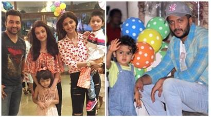 Aishwarya Rai Bachchan, daughter Aaradhya attend Shilpa Shetty's son Viaan's birthday party