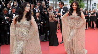 PHOTOS: Cannes 2016: Aishwarya Rai Bachchan is a head turner on red carpet; see pics | The Indian Express