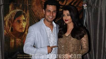 Sarbjit actors Aishwarya Rai Bachchan, Randeep Hooda celebrate film's success