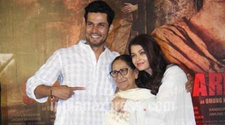 Aishwarya Rai Bachchan, Sarbjit, Sarbjit film, Omung Kumar, Aishwarya Rai Bachchan film, Omung Kumar film, Aishwarya, Aishwarya Rai