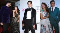 Aishwarya Rai Bachchan, Abhishek Bachchan, Amitabh Bachchan, aishwarya abhishek pics, , Sonam Kapoor, Shraddha Kapoor, Jacqueline Fernandez, Lisa Haydon, Riteish Deshmukh, Akshay Kumar, Dimple Kapadia, Kanika Kapoor, Sophie Choudry, Manish Paul, Honey Singh, Jackie Shroff, entertainment