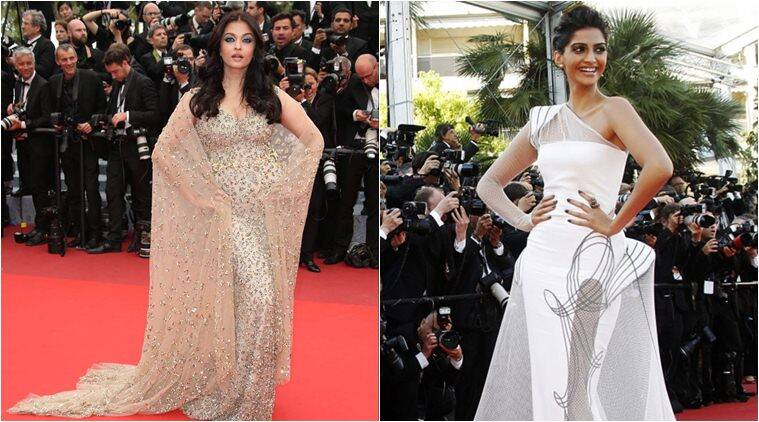 Aishwarya Rai Bachchan, Aishwarya Rai Bachchan cannes, Aishwarya cannes, cannes 2016, cannes, Sonam Kapoor, Sonam Kapoor Cannes, Sonam cannes, Aishwarya Rai cannes, Entertainment news