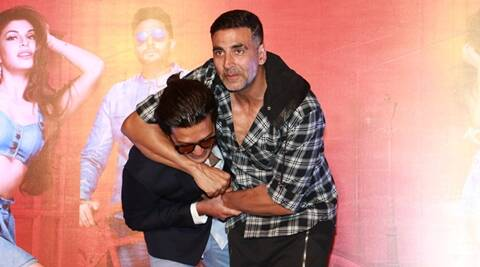 Akshay Kumar, Riteish Deshmukh, Akshay Riteish, housefull 3, Akshay Housefull 3, riteish housefull 3, Akshay Kumar Riteish Deshmukh, Entertainment news
