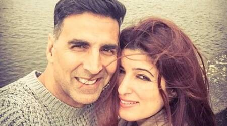 Akshay's perfect getaway with Twinkle, see pic