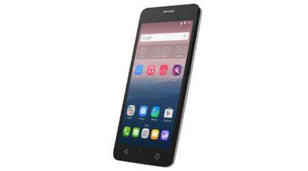 Alcatel Pop Star with 5-inch HD display  launched at Rs6,999