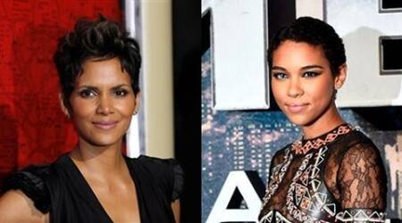 Alexandra Shipp, Halle berry, X-Men: Apocalypse, X-Men series, Storm, Alexandra Shipp news, Halle Berry news, Alexandra Shipp latest updates, halle berry latest updates, Entertainment news