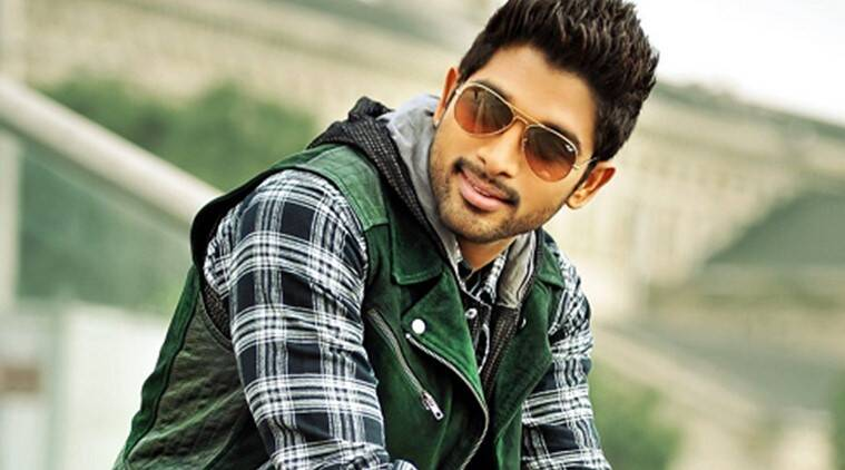 Image result for allu arjun express