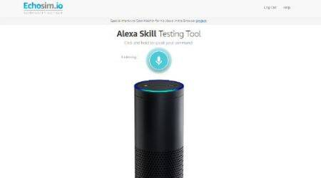 Amazon, Amazon Echo, Alexa, Alexa web, control Alexa for web, Alexa on desktop, Artificial Intelligence, AI, Siri, voice control service, technology, technology news