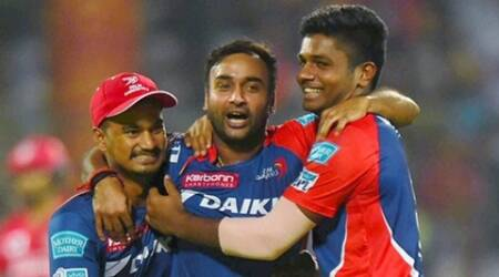IPL 2016, IPL, IPL schedules, IPL news, IPl standings, Amit Mishra, Mishra Delhi, DD vs KKR, sports news, sports, cricket news, Cricket