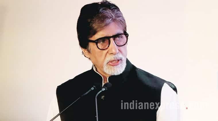 Amitabh Bachchan, Amitabh Bachchan TE3N, TE3N, Amitabh Bachchan song, Amitabh Bachchan song TE3N, Amitabh Bachchan upcoming films, Vidya Balan, Nawazuddin Siddiqui, Haq Hai TE3N, Entertainment news