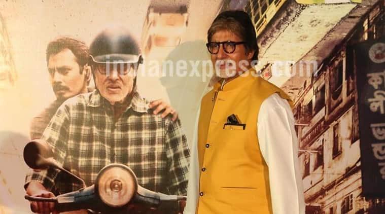 Amitabh Bachchan, Ten, Amitabh Bachchan Ten, te3n, Amitabh Bachchan upcoming movies, Sujoy Ghosh, Entertainment news