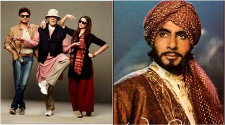 Big B's 'Piku' clocks one year, 'Khuda Gawah' 28 years