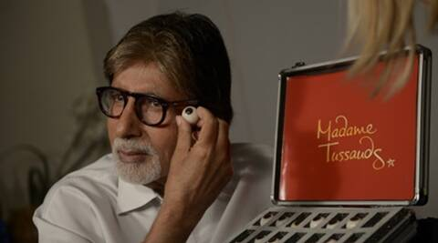 Amitabh Bachchan, Madame Tussauds, Amitabh Bachchan Madame Tussauds, Amitabh Bachchan wax Statue, BIg B, Big B Madame Tussauds, Big B Wax Staue, Amitabh Bachchan Wax statue refurbished, Entertainment news