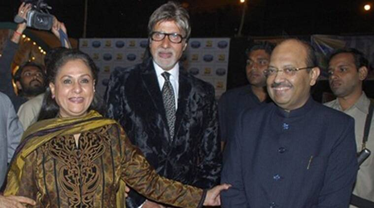 Years after fallout, Amar Singh apologises to Amitabh Bachchan ...