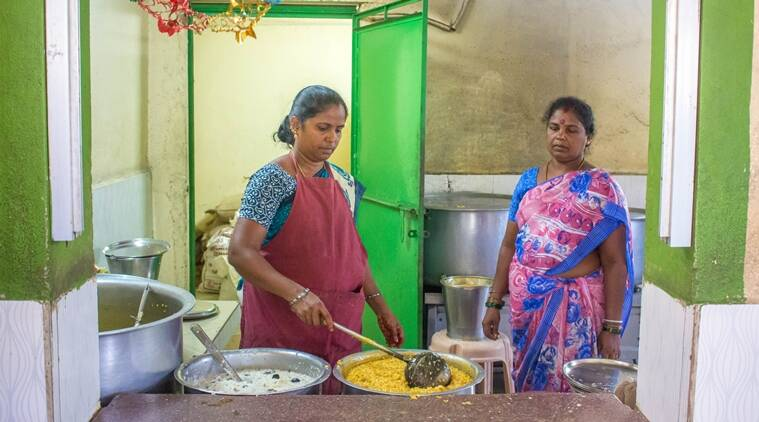 amma canteen4_759_Pongal and idlis for breakfast, Sambar Rice and Curd Rice for lunch, and chapatis and dal for dinner. At pocket-friendly prices.jpg Source_ Rakesh Reddy