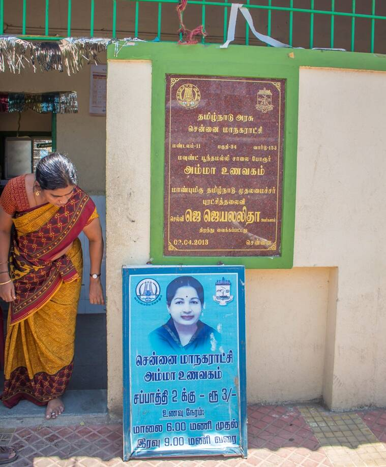 amma canteen6_759_From Kamaraj's midday meal scheme to MGR's legendary Sathunavu Thitam, Tamil Nadu is no stranger to populist schemes Source_ Rakesh Reddy