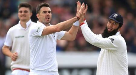 James Anderson surpasses Kapil Dev to become 6th highest wicket-taker in Tests