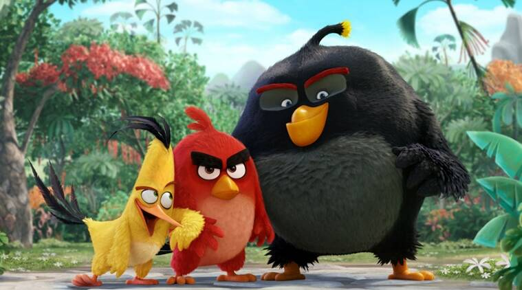 Angry Birds movie, Angry Birds movie review, Angry Birds review, Angry Birds, Angry Birds film, Angry Birds film review, Entertainment news