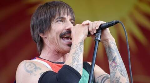 Red Hot Chili Peppers' frontman Anthony Kiedis hospitalized | The Indian Express