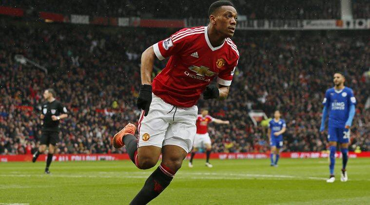 Louis Van Gaal, van Gaal, Manchester United vs West Ham, West Ham vs Man Utd, Anthony Martial, Martial, Martial Manchester United, Football