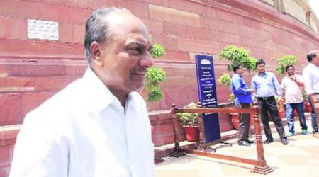 Three years ago, A K Antony stressed 'sanctity of Italian judiciary', Jaitley wanted case lodged