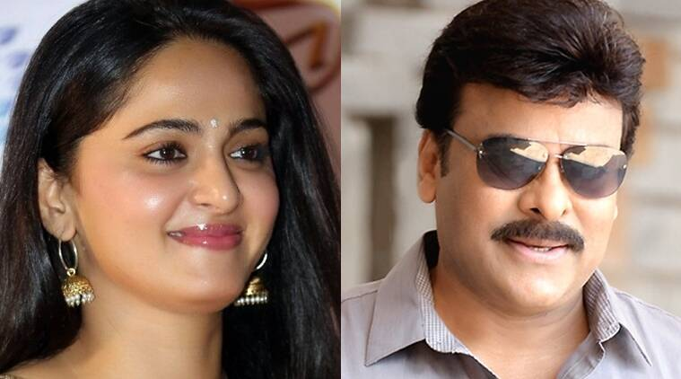 Anushka shetty, Chiranjeevi, Anushka shetty upcoming films, Chiranjeevi upcoming films, Telugu remake, Tamil films, Kaththi remake, Kathilantodu, V.V. Vinayak, Entertainment news