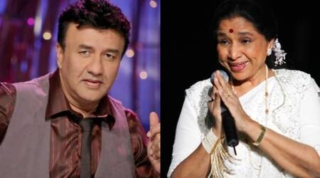 Anu Malik, Asha Bhosle team up for Vidya Balan's next