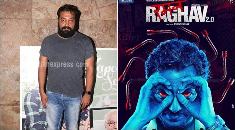 Anurag Kashyap, Raman Raghav 2.0, Raman Raghav 2.0 cast, Raman Raghav 2.0 news, Anurag Kashyap film, Anurag Kashyap upcoming film, entertainment news
