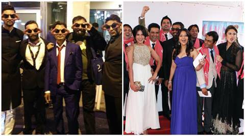 After Gangs of Wasseypur gamcha, Anurag Kashyap  flaunts special Raman Raghav 2.0 sunglasses at Cannes 2016