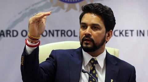 BCCI., BCCI president, Anurag Thakur, Anurag, Thakur, BCCI Anurag Thakur, Anurag Thakur BCCI, Deaf Cricket Society, DCS, Anurag Thakur DCS, DCS Anurag Thakur, Deaf cricket India, Cricket
