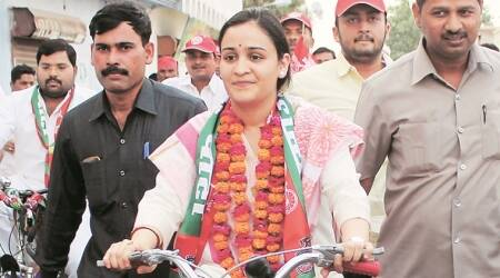Aparna Yadav's NGO given 86 per cent of SP govt cow welfare grant: RTI