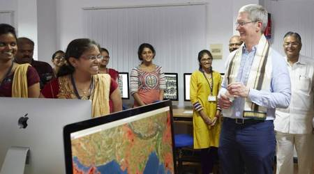 Apple, Apple CEO Tim Cook, Tim Cook India Visit, Tim Cook Asia visit, Tim Cook, Apple CEO, Apple Maps unit, Apple India, tech news, technology
