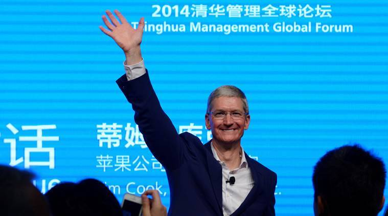 Apple CEO Tim Cook, Tim Cook India visit, Tim Cook Modi meet, Apple, Tim Cook, Apple retail stores in India, Apple Stores launch, Apple development centre, tech news, technology