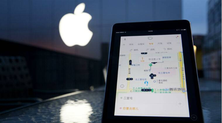 Apple, Didi Chuxing, Apple Didi Chuxing investment, Didi China, Didi cabs, Apple China, iPhone, Apple stores, Alibaba, Uber, smartphones, technology, technology news