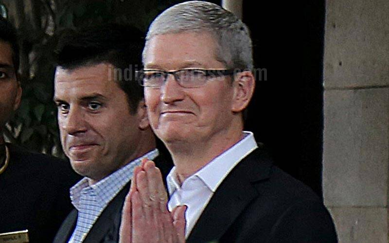 Apple Hyderabad, Tim Cook India visit, Apple CEO Tim Cook, Apple Maps, Apple Development Centre Hyderabad, Apple, Tim Cook, Apple Maps India, Apple Maps India Hyderabad, Apple iOS App Bengaluru, Apple top announcements, technology, technology news