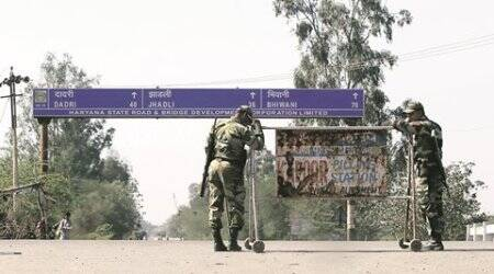 Haryana Jat agitation report: Army deployed on large-scale, but not properly utilised